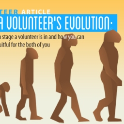 Stages of a Volunteer's Evolution