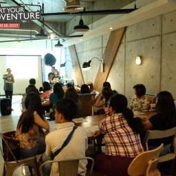 "3 Takeaways From Our ""Start Your Adventure"" Talk"