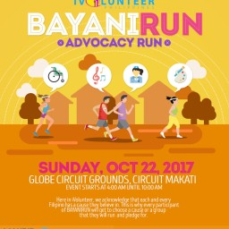 Bayanirun 2017: Juan for All, All for One!