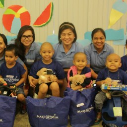 Granting Wishes, Reaping Smiles