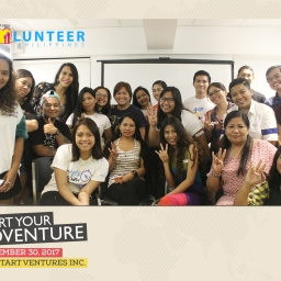 iVolunteer Holds Third Start Your Adventure Talk