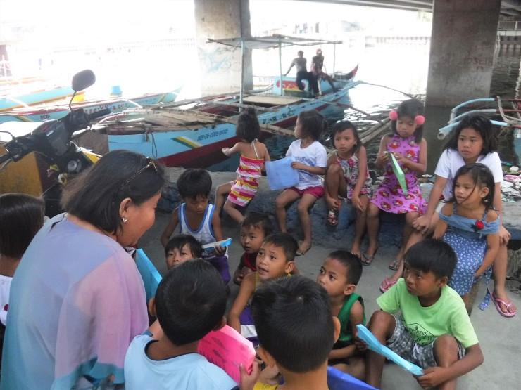 education under the bridge