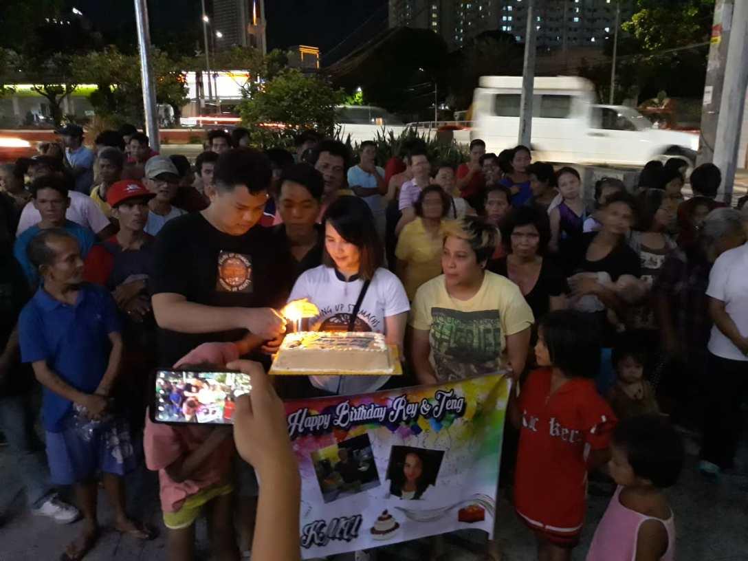 Celebrating birthdays at Karinderia ni Mang Urot