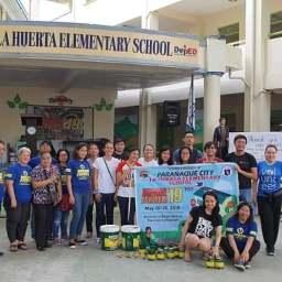 iVolunteer Philippines Joins Brigada Eskwela 2019