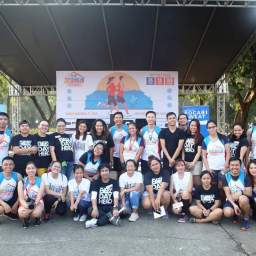 iVolunteer Raises Php 300,000 for 15 Nonprofits Through BayaniRun 2019